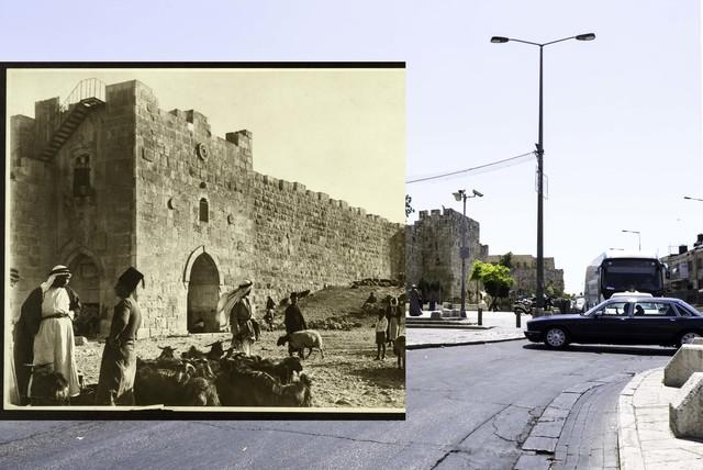 Jack Persekian, 'Herod's Gate', 2017, Zawyeh Gallery