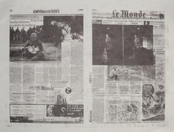 Untitled 7/7 (Le Monde)