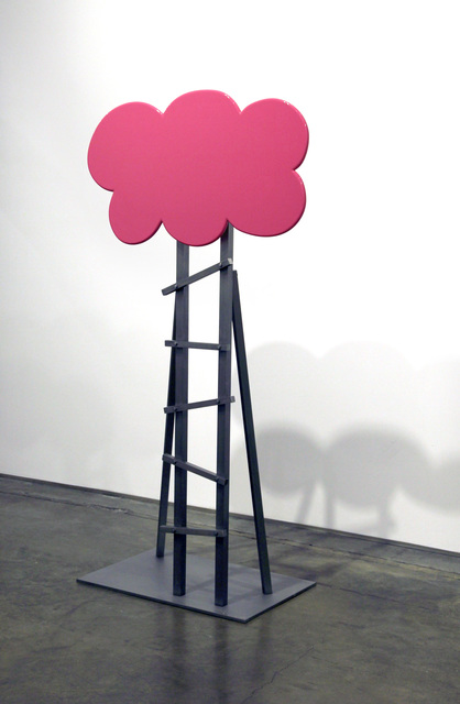 Olaf Breuning, 'Pink Cloud', 2014, Metro Pictures