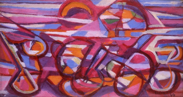 , 'Déjeuner du matin,' 1944, Galerie Maeght