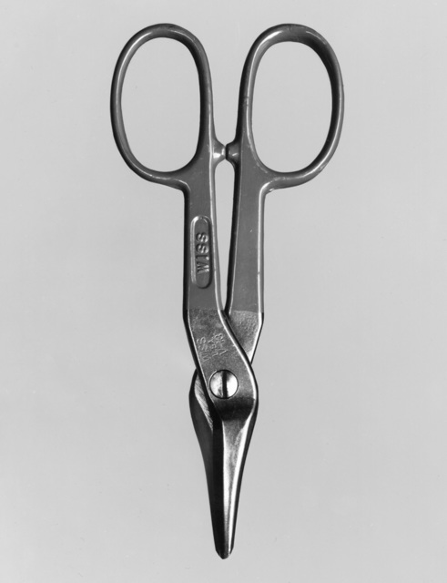 , 'Tin snips, by J. Wiss & Sons Co., $1.85,' 1955, Vancouver Art Gallery
