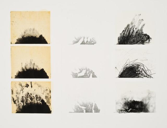 Glenn Carter, 'Evolution of Fire', 1997, Dab Art