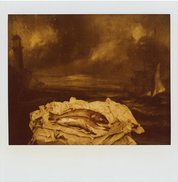 , 'Pescados y mar,' 1989, Vasari