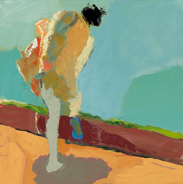 , 'Shoe,' 2014, Winfield Gallery