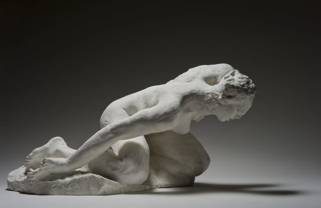 , 'La Muse tragique (The Tragic Muse),' 1890, Musée Rodin