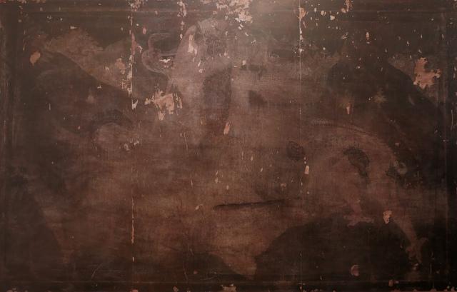 , 'Les forces en présence 1,' 2018, Isabelle Gounod