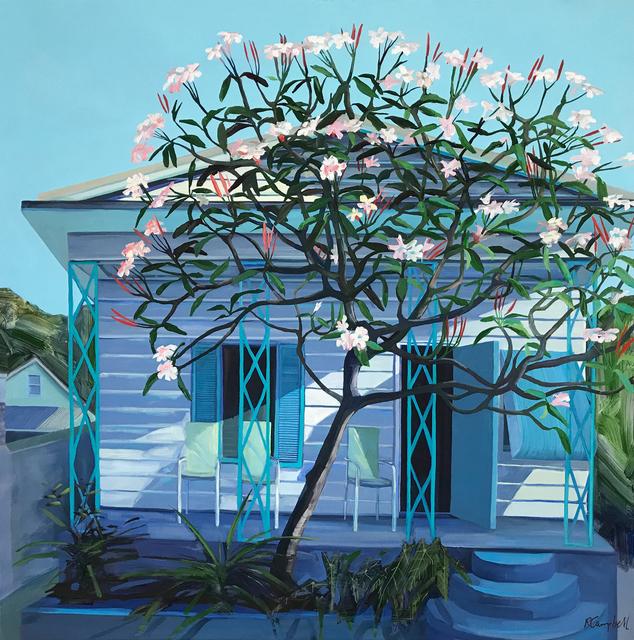, 'The Frangipani Tree II,' 2017, ZINC contemporary