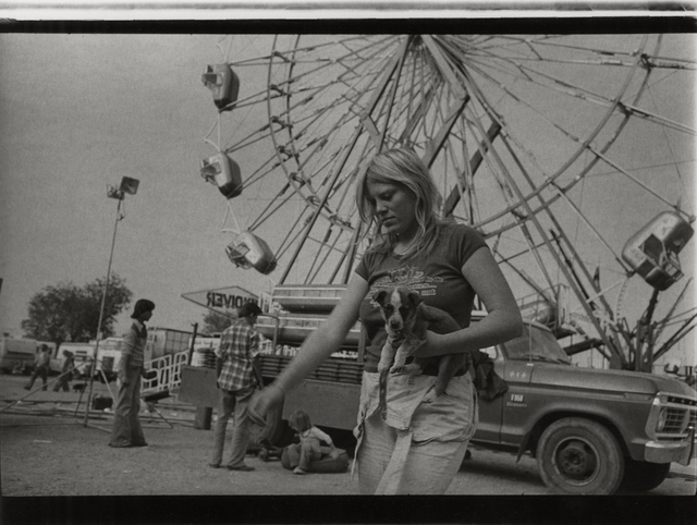 , 'Carnie, New Mexico State Fair,,' 1981, Etherton Gallery