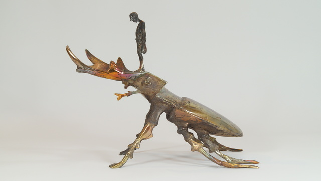 , 'Beetle with deer,' 2015, Atelier Alen