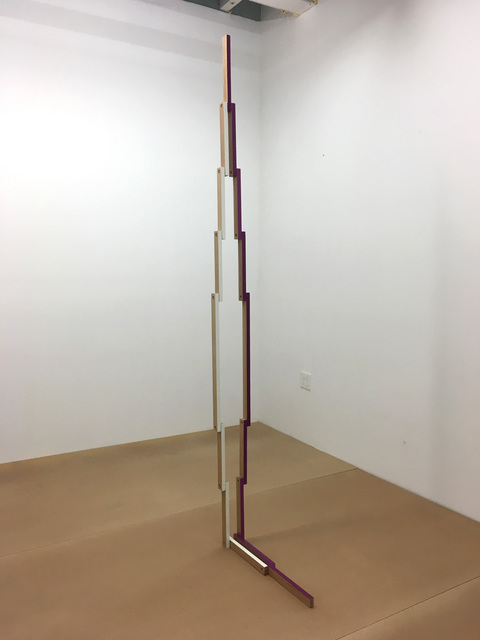 , 'Untitled Folding Object 16A,' 2018, Braverman Gallery