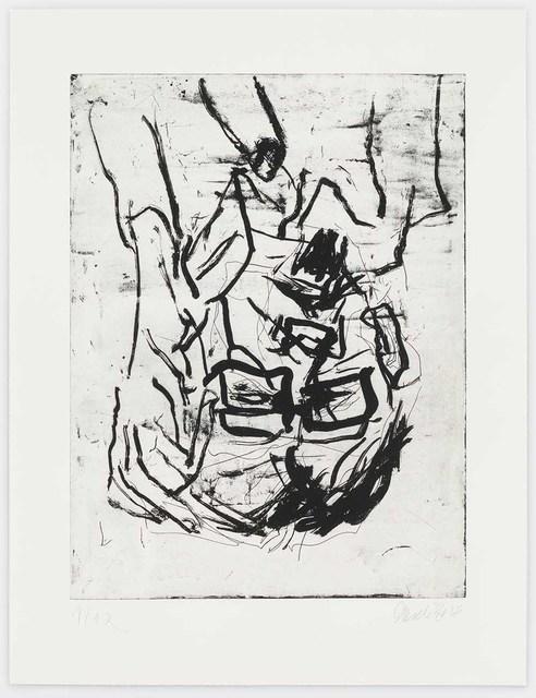 , 'Schmidt-Rottluff,' 2018, Cristea Roberts Gallery