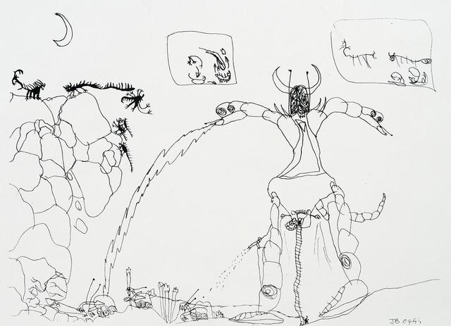 , 'Time Life: Tout un Père-Noïl,' 2018, Galerie C.O.A