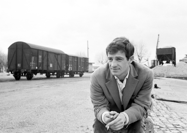 , 'Jean-Paul Belmondo,' ca. 1965, Ostlicht. Gallery for Photography