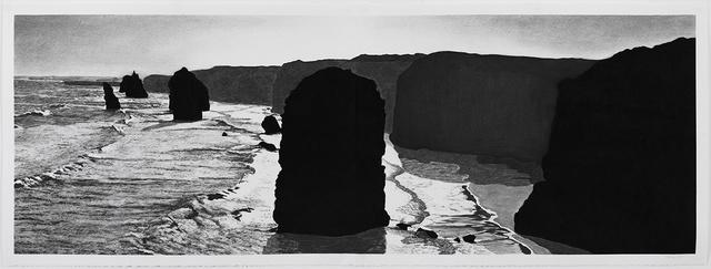 , 'Twelve Apostles 2,' 2017, Flinders Lane Gallery