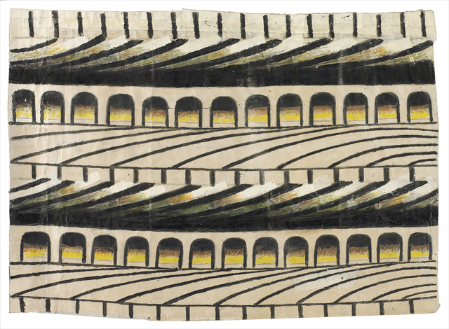 , 'Untitled (Arches),' ca. 1960, Ricco/Maresca Gallery