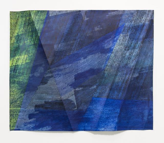 , 'Ambient Exhaust,' 2016, Galleri Urbane