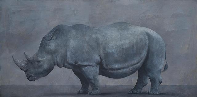 , 'Rhino,' 2016, Galerie Huit