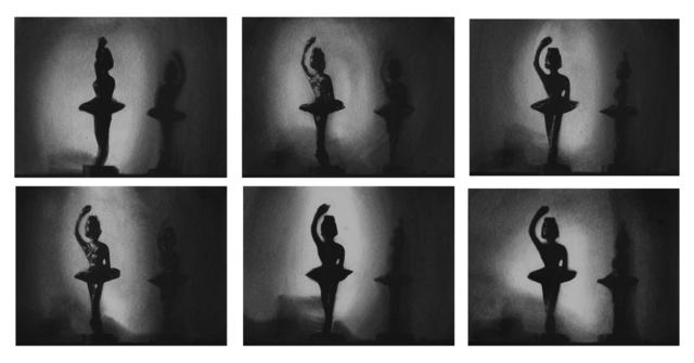 , 'Sequence 4,' 2017, Galerie Les filles du calvaire