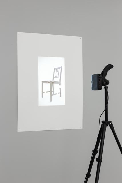 , 'Broken chair,' 2016, Vera Cortês