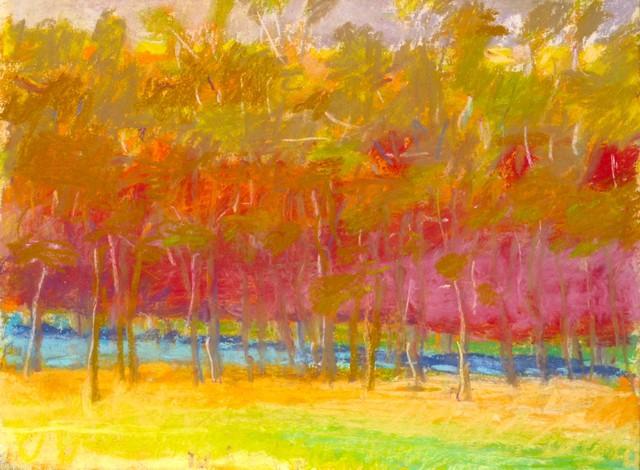 , 'Midsummer,' 1993, Walter Wickiser Gallery