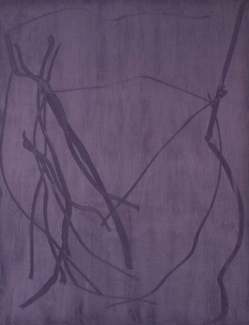 , 'Teppichzeichnung,' 2007, Galerie Elisabeth & Klaus Thoman