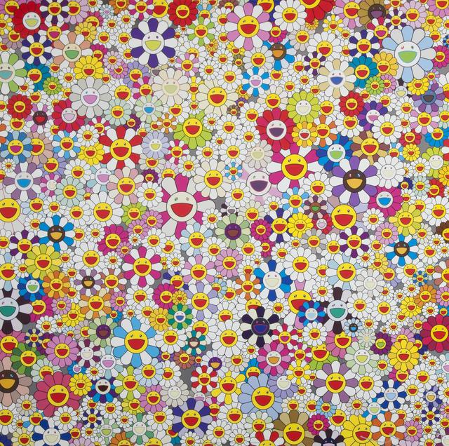 Takashi Murakami, 'Open Your Hands Wide, Embrace Happiness!', 2010, Julien's Auctions
