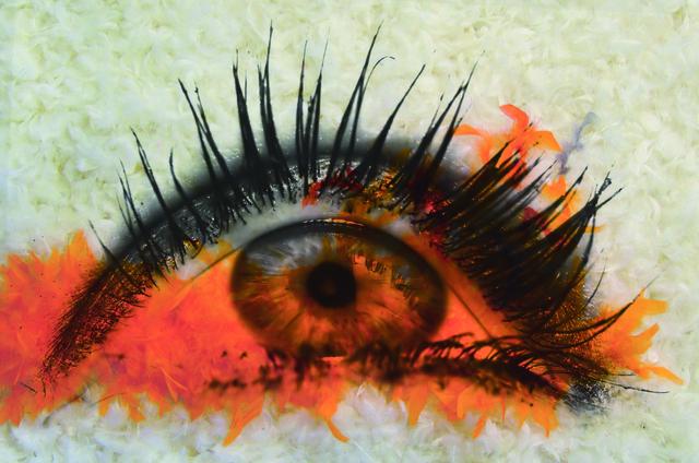 , 'Furious Orange,' 2015, Eden Fine Art