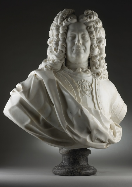 , 'Bust of a Nobleman in Armour ,' ca. 1700, Tomasso Brothers