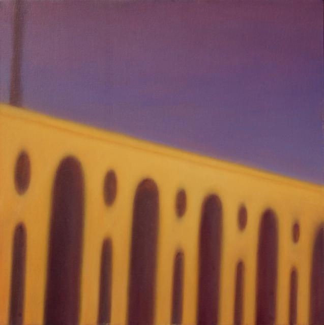 , 'Falsi Portici | False Arcades,' 2016, metroquadro
