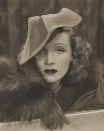 James Doolittle, 'Marlene Dietrich,' ca. 1936, Phillips: The Odyssey of Collecting
