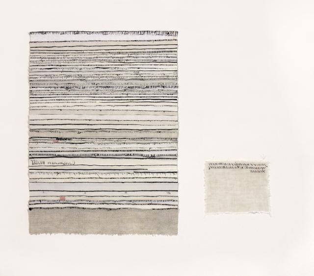 , 'Practice (no. 2),' 2017, Rhona Hoffman Gallery
