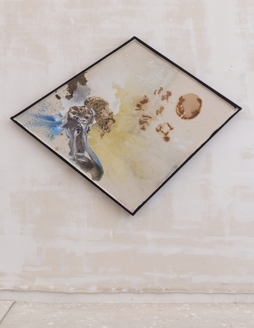 , 'Manti Azul,' 2016, David Lewis
