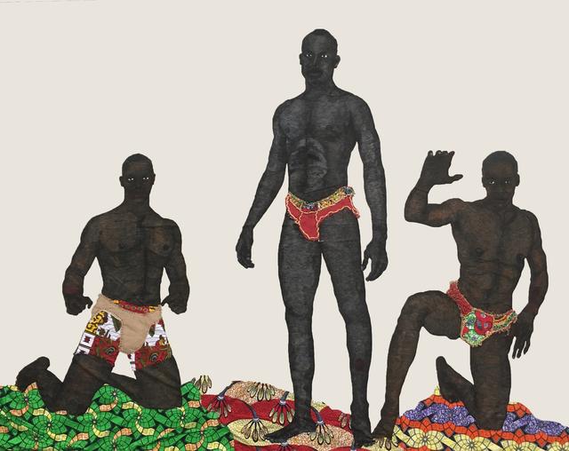 Pierre Mukeba, 'Manhood', 2019, GAGPROJECTS