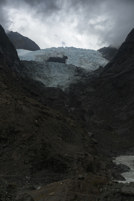 Jem Southam, 'Clearing Rain, The Franz Josef Glacier, New Zealand, Autumn 2018', 2018, Huxley-Parlour