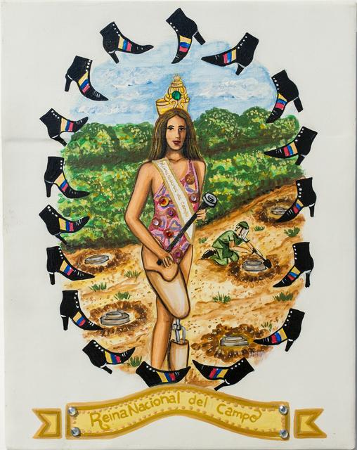 , 'Reina Nacional del Campo,' 2005-2007, Track 16 Gallery