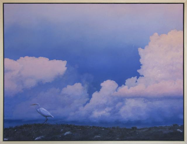 , 'The Egret,' 2017, Scott White Contemporary Art