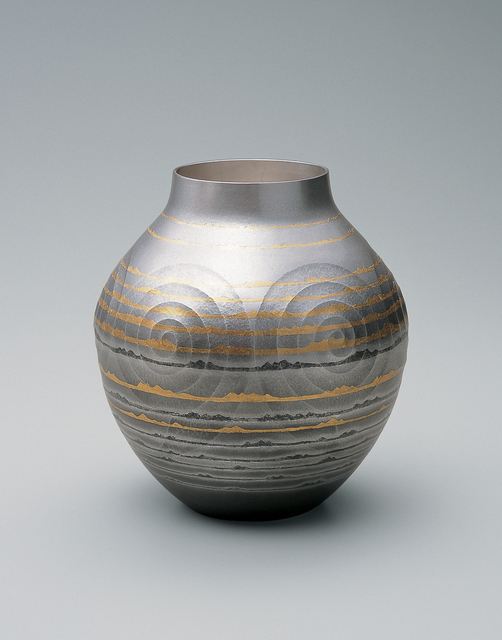 , 'Silver Vase: Distant Sea,' 2005, Onishi Gallery