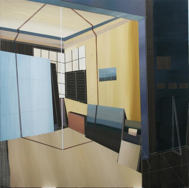 , 'Donde reposa la mirada II,' 2016, Servando Galería de Arte