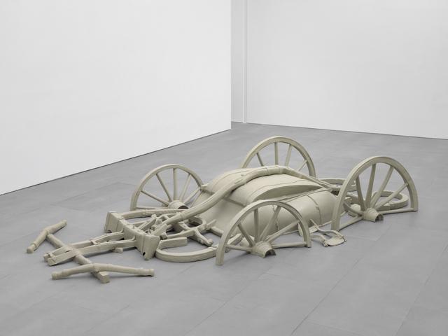 , 'Die Reisekutsche von Goethe,' 2012, carlier | gebauer