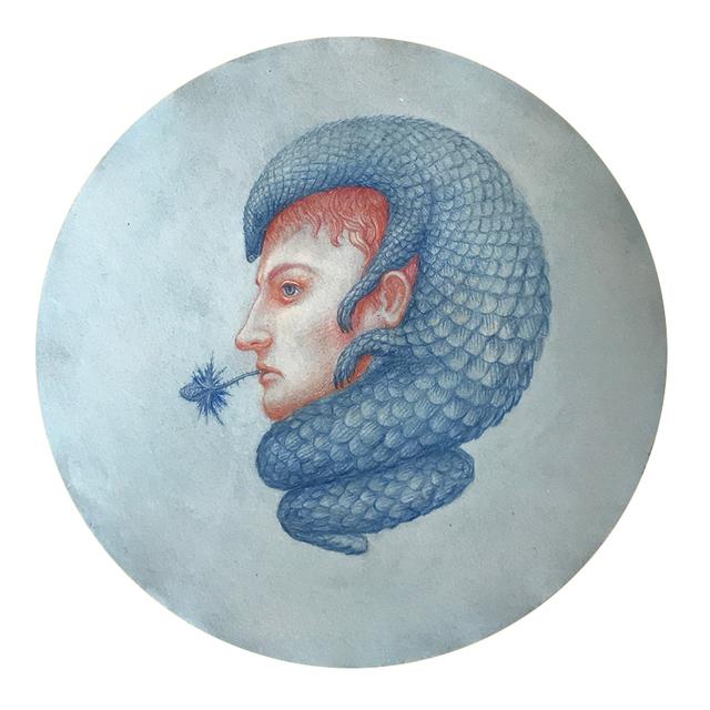 Kahn & Selesnick, 'Pangolin Bonaparte', unknown, Carrie Haddad Gallery