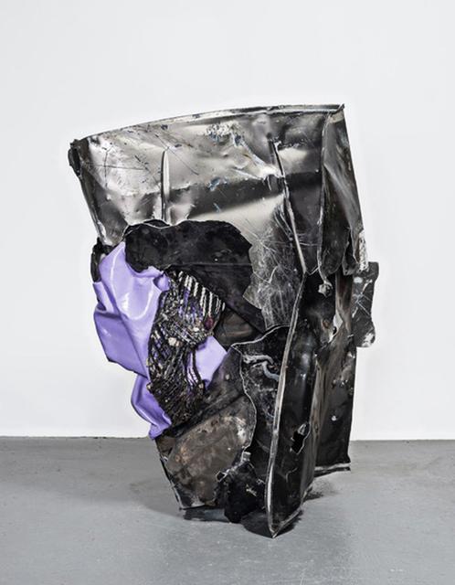 , 'Violet Lead,' 2018, Leyendecker