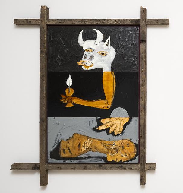 , 'Unguernica IV-4,' 2010, McClain Gallery