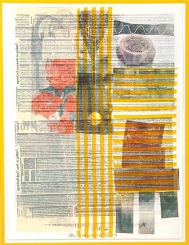 Robert Rauschenberg, 'One More & We Will Be More Than Halfway There', 1979, Hamilton-Selway Fine Art