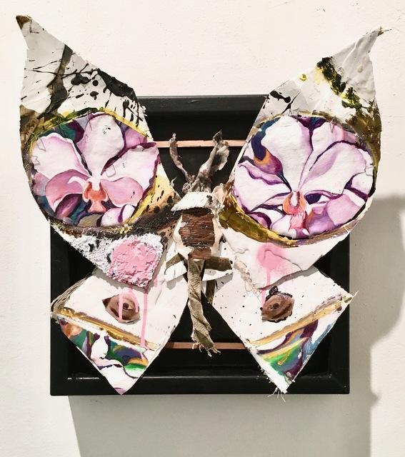 James Gortner, 'Butterfly (White)', 2018, Lyons Wier Gallery