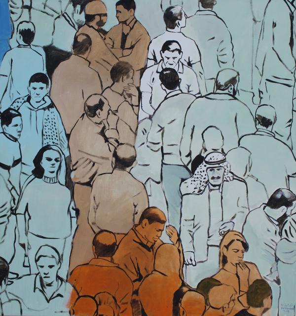 Khaled Hourani, 'Manifestation', 2019, Zawyeh Gallery