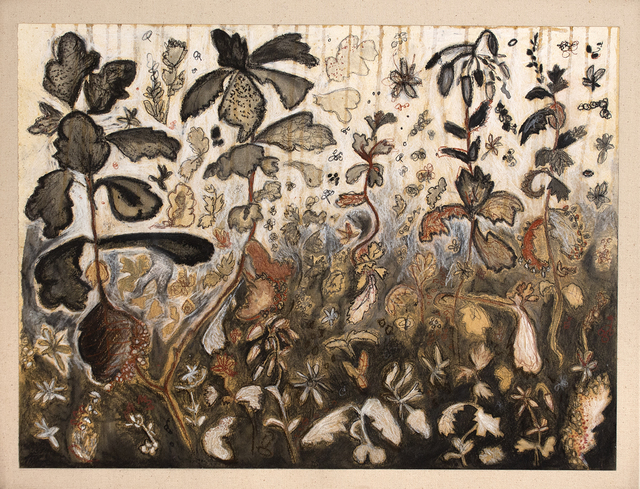 , 'The Flowers of Night,' 2019, Blue Rain Gallery
