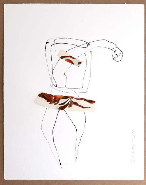 , 'Dancer 3,' 2018, Michele Mariaud Gallery