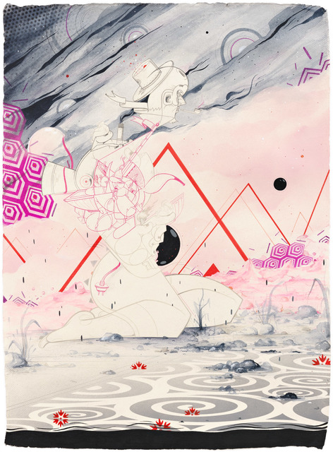 How & Nosm, 'Deserted', 2016, Pace Prints