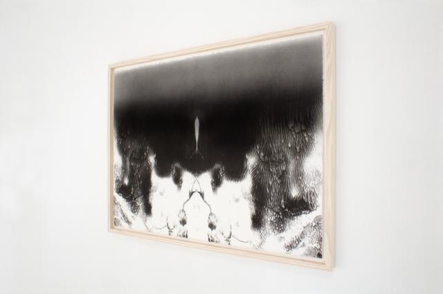 Nobuaki Onishi, 'Heart #5', 2019, Print, Through print and silkscreen on paper, Gallery Nomart