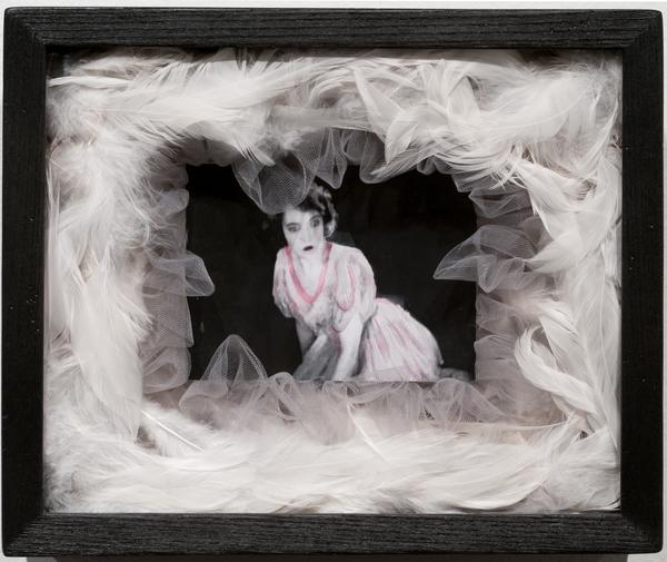 , 'Night Hunter Shadow Box #1,' 2011, Anita Beckers
